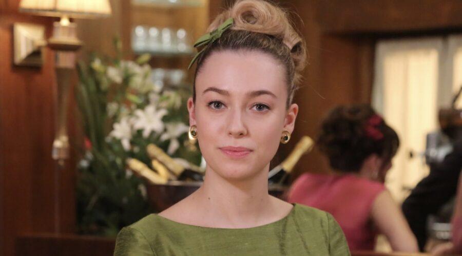 Alessia Debandi interpreta Angela Barbieri ne Il Paradiso delle Signore Daily 2 Credits P. Bruni e RAI