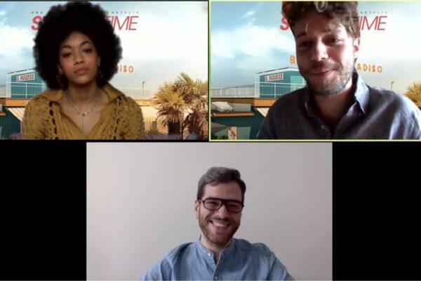 Summertime intervista: Coco Rebecca Edogamhe, Ludovico Tersigni e Paolo Di lorenzo per Tvserial.it
