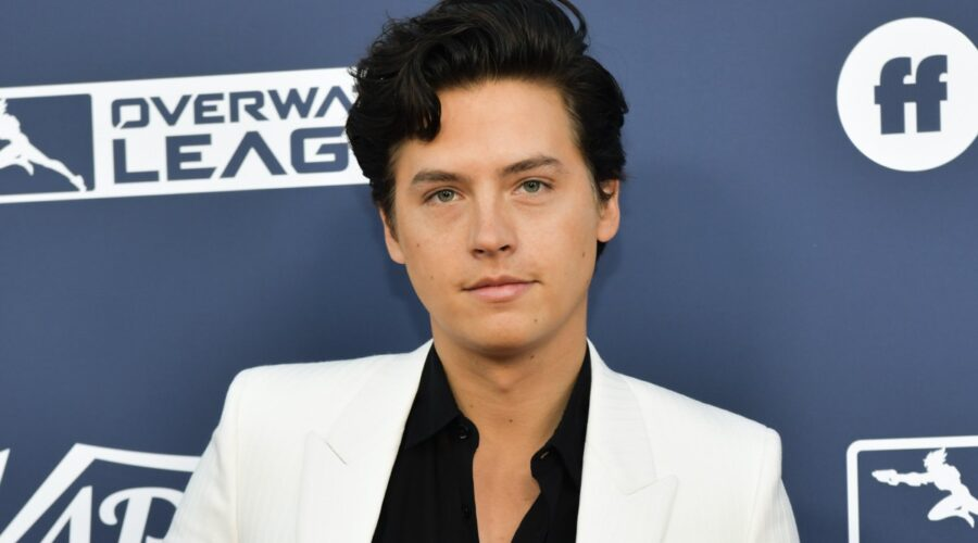 Cole Sprouse al Variety's Power of Young Hollywood al The H Club credits Rodin Eckenroth (Fotografo) e Getty Images