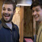 Da sinistra Alan Aisenberg e Mike Castle protagonisti di Brews Brothers. Credits Netflix