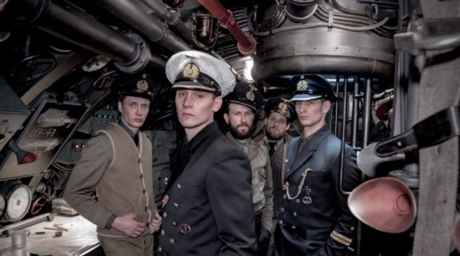 Das Boot serie tv Credits Sky e NOW TV