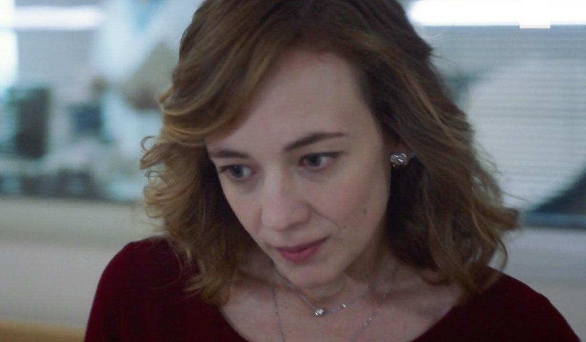 Doc - Nelle tue mani Agnese Tiberi interpretata da Sara Lazzaro nella puntata 8 Credits RAI