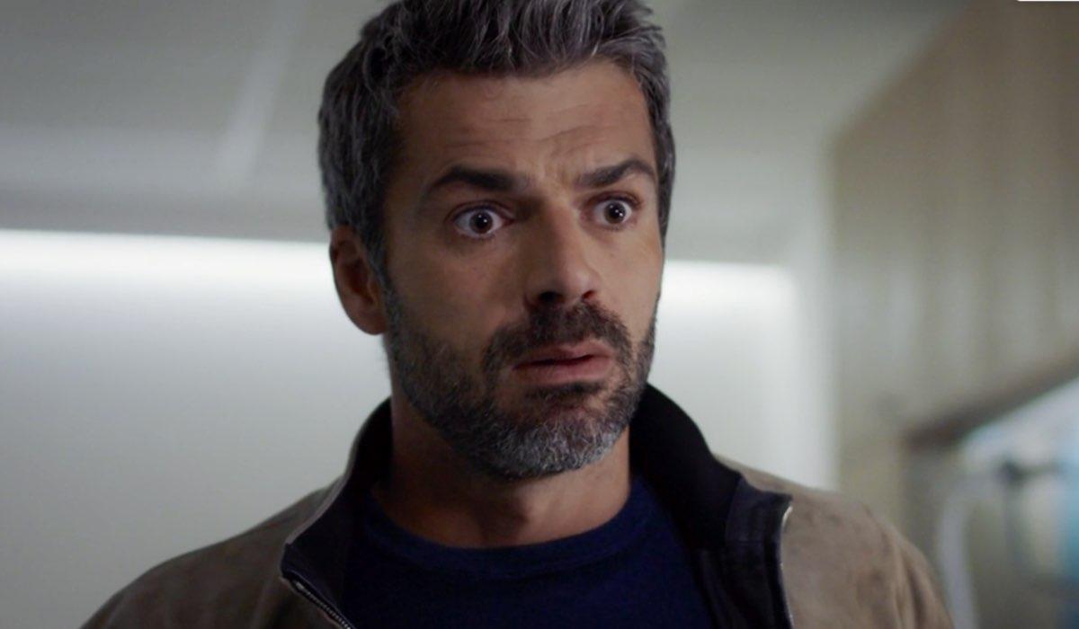 Doc - Nelle tue mani Andrea Fanti interpretato da Luca Argentero qui nell'episodio 7 Like Credits RAI