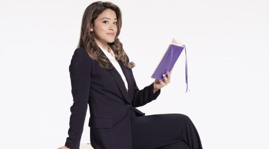 Gina Rodriguez in Elena Diventerò Presidente. Credits Disney Plus