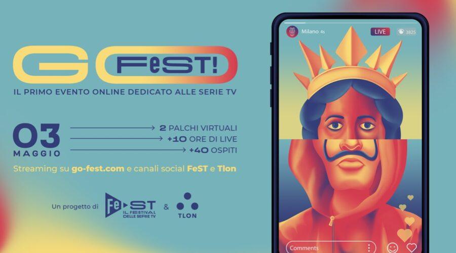 Go Fest, la locandina dell'evento
