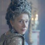 Helen Mirren in Caterina la Grande, serie tv Credits Sky