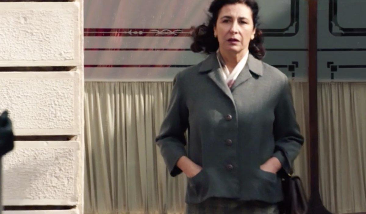 Il Paradiso delle Signore 4 Agnese Amato interpretata da Antonella Attili, qui nella puntata 135 Credits RAI