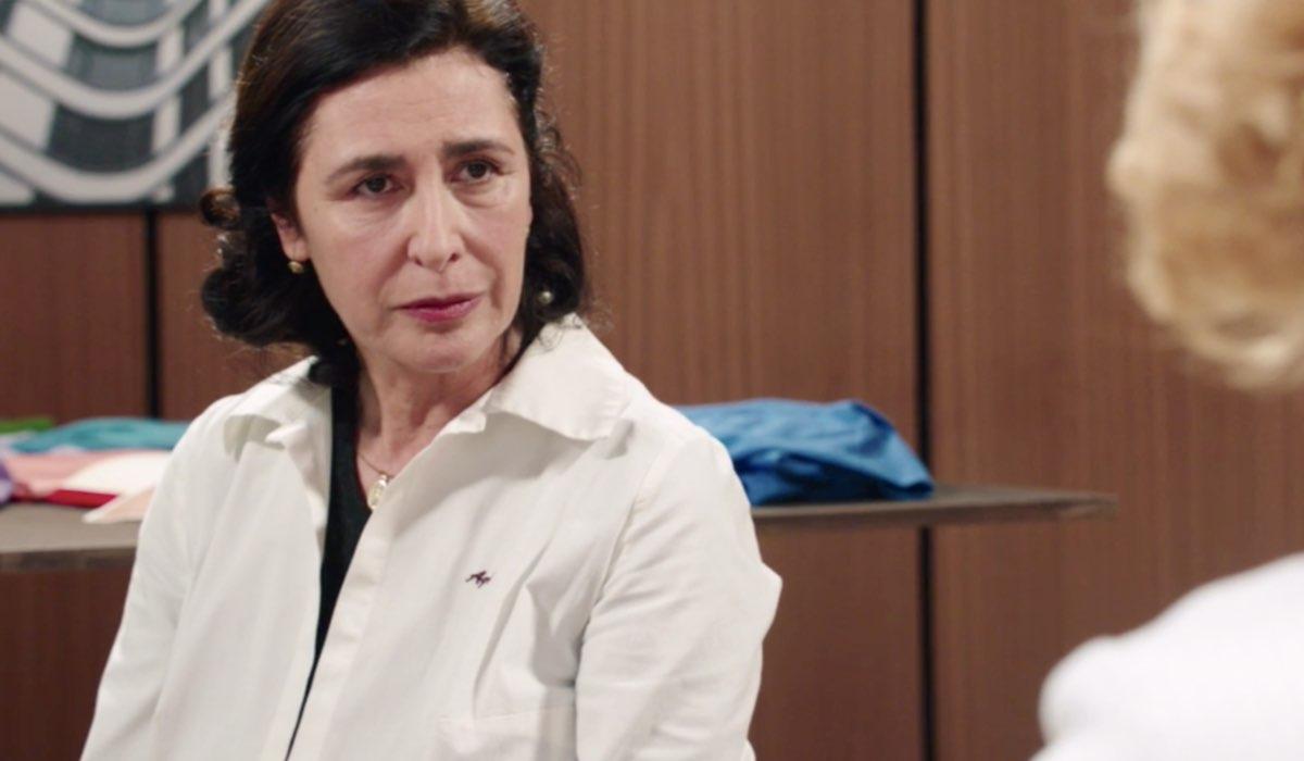 Il Paradiso delle Signore 4 Agnese e Gabriella, interpretate da Antonella Attili e Ilaria Rossi, qui nella puntata 135 Credits RAI