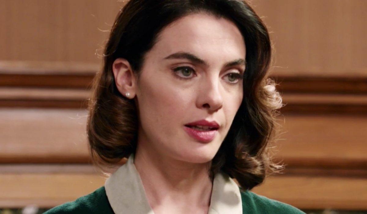 Il Paradiso delle Signore 4 Clelia Calligaris interpretato da Enrica Pintore, qui nella puntata 120 Credits RAI