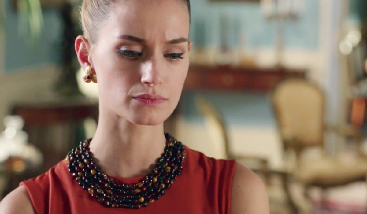 Il Paradiso delle Signore 4 Ludovica interpretata da Giulia Arena, qui nella puntata 77 Credits RAI