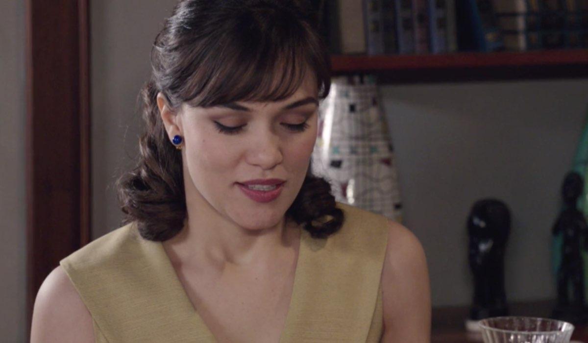 Il Paradiso delle Signore 4 Marta Guarnieri interpretata da Gloria Radulescu, qui nella puntata 135 Credits RAI