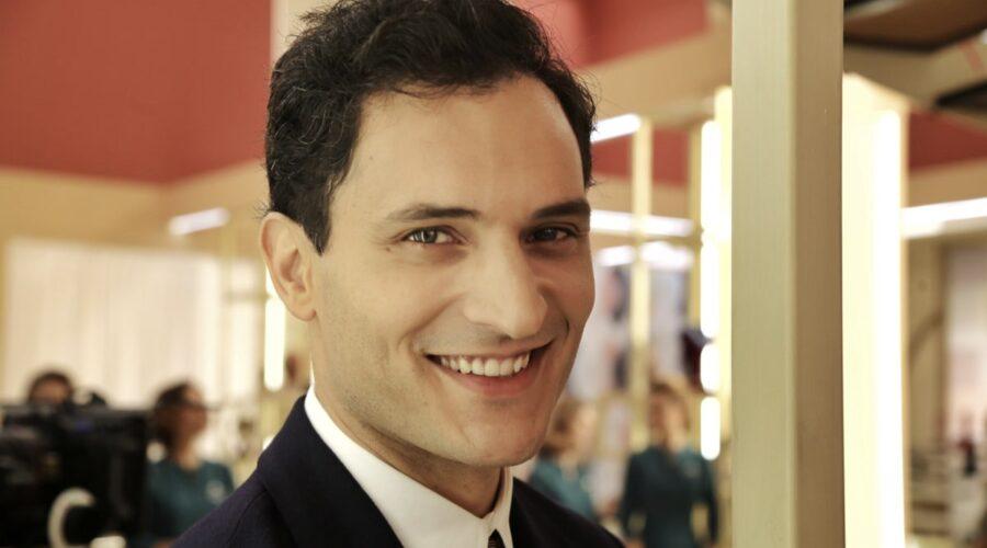 Il Paradiso delle Signore 4 Vittorio Conti interpretato da Alessandro Tersigni Credits RAI