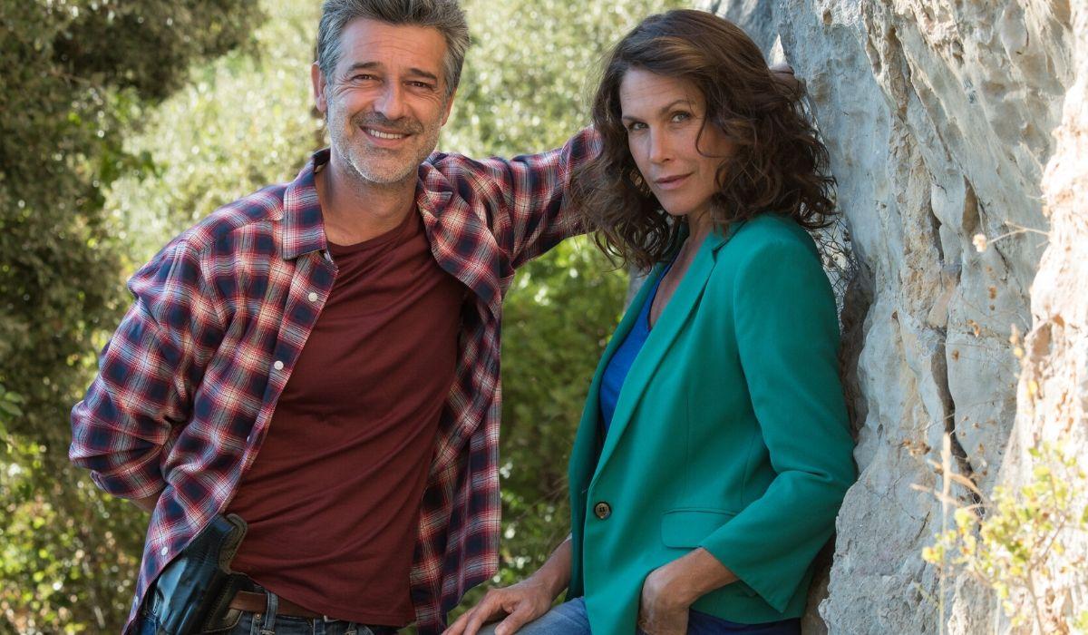 Léa Soler e Paul Marchal in Tandem 3 stagione Credits Giallo