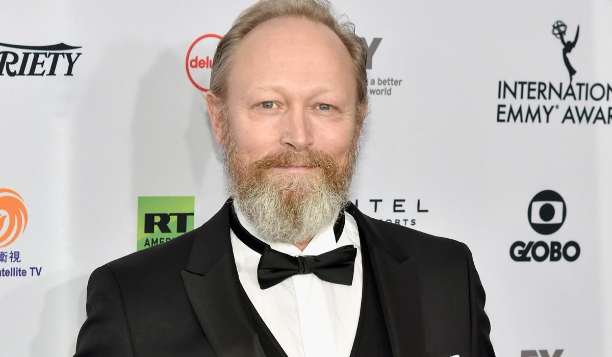 Lars Mikkelsen attends the International Academy of Television Arts & Sciences International Emmy Awards, Credits Eugene Gologursky e Getty Images