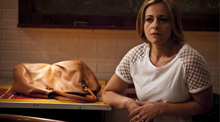 Luisa Amatucci in Un Posto al Sole soap opera Credits RAI
