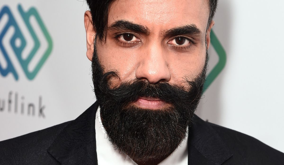 Paul Chowdhry attends the Brit Asia TV Music Awards 2019, Credits Eamonn M. McCormack e Getty Images