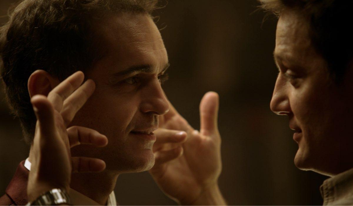 Pedro Alonso e Rodrigo de la Serna sono Berlino e Palermo ne La Casa di Carta 4. Credits Netflix
