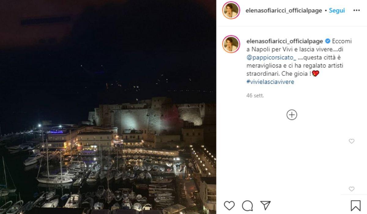 Boom di ascolti per Elena Sofia Ricci in Vivi e lascia vivere