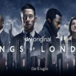 Poster di Gangs of London su Sky Atlantic dal 6 luglio Credits Sky Italia