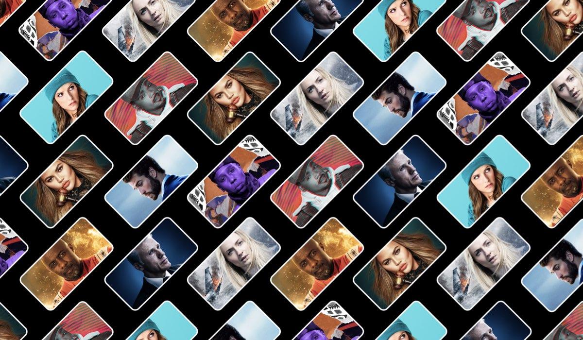 Quibi catalogo dei titoli in streaming Credits Quibi