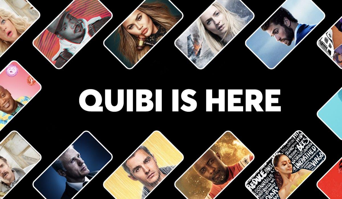 Quibi piattaforma streaming debutta il 6 aprile 2020 Credits Quibi