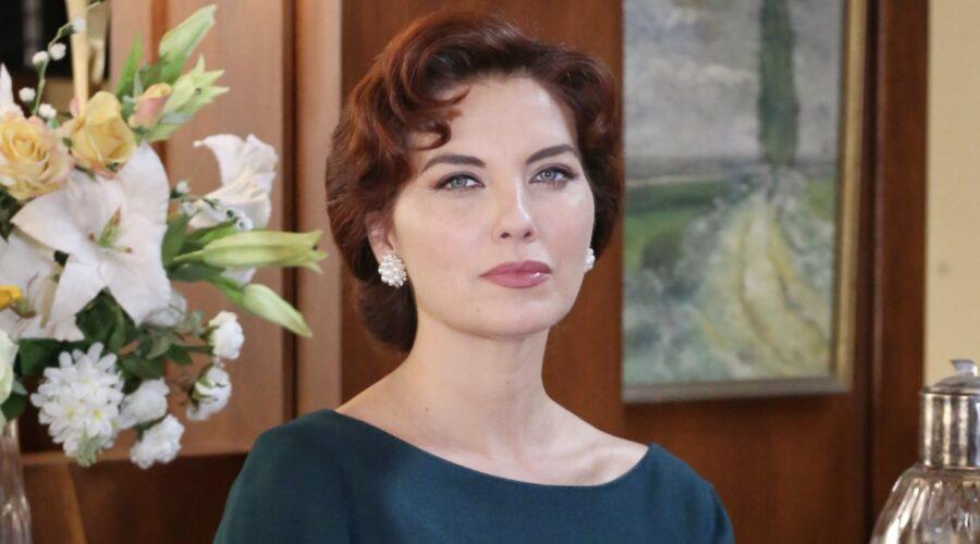 Vanessa Gravina interpreta Adelaide di Sant'Erasmo ne Il Paradiso delle Signore Daily Credits RAI