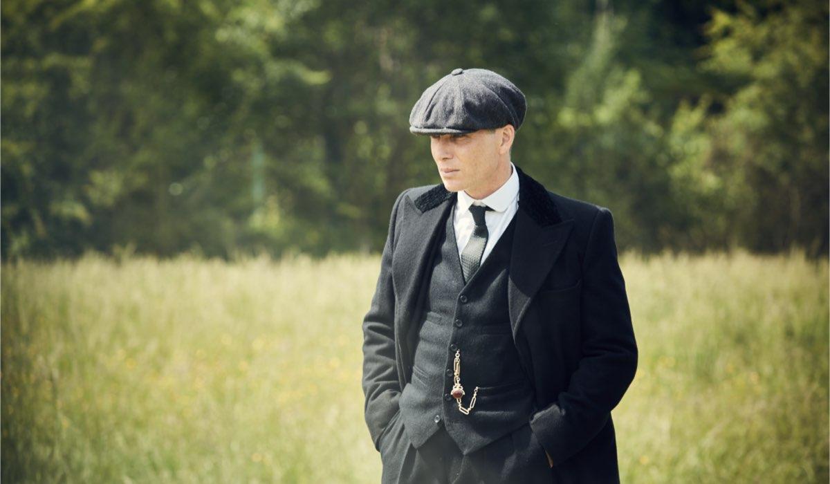 Cillian Murphy (Tommy Shelby) in Peaky Blinders. Credits: Robert Viglasky/Netflix.