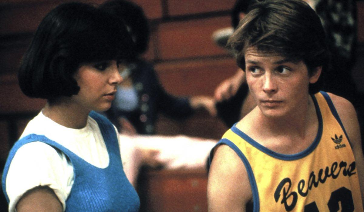Susan Ursitti E Michael J. Fox Nel Film Teen Wolf Del 1985. Credits: © MGM/Courtesy Everett Collection