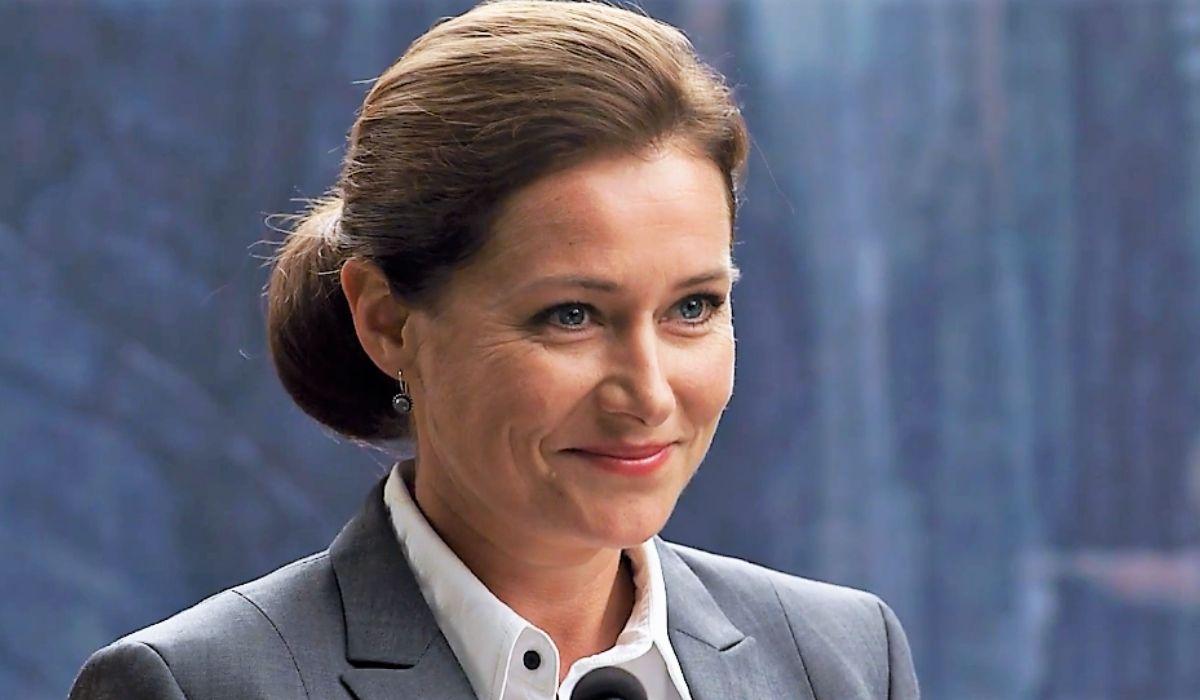 Alessandra Korompay è Brigitte Nyborg in Borgen serie tv, Credits DR