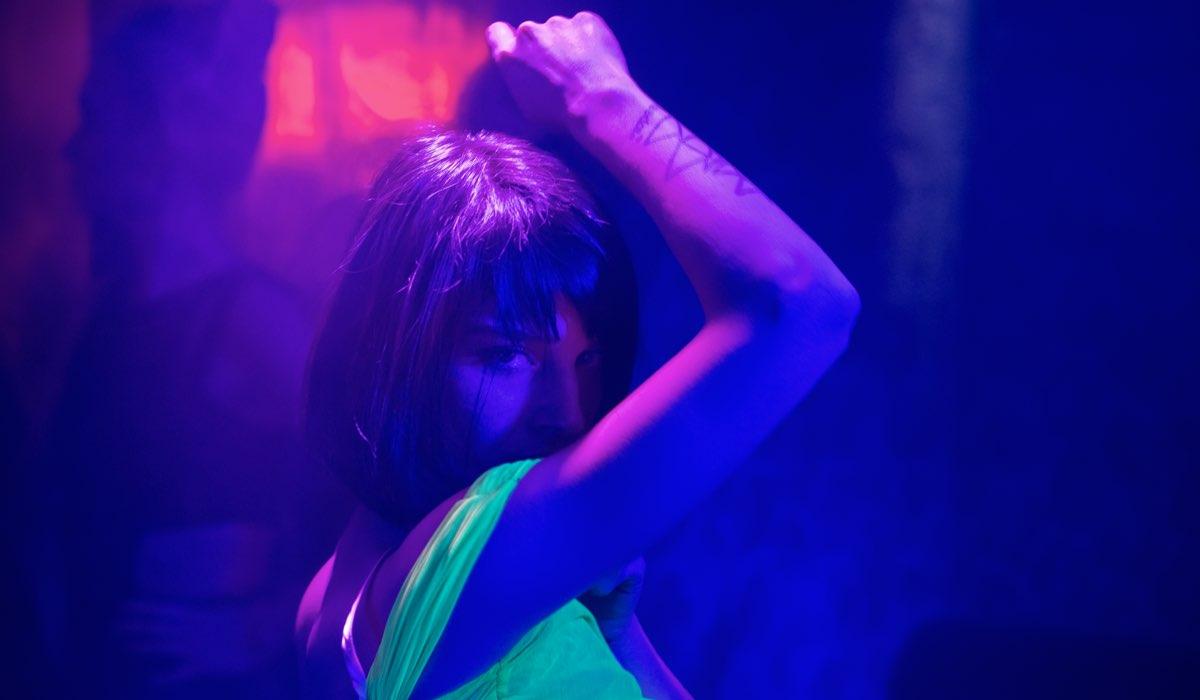 Alice Pagani nei panni di Ludovica nella terza stagione di Baby Credits Netflix