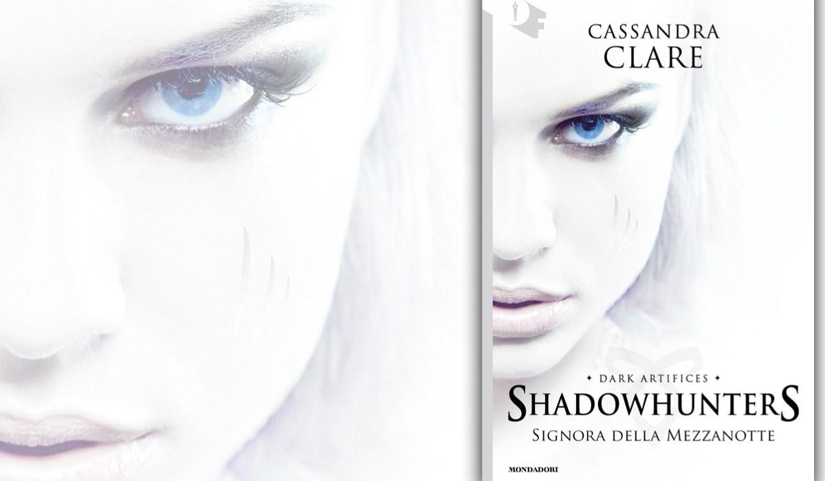 Cassandra Clare libro Shadowhunters Dark Artifices, Signora della Mezzanotte credits Mondadori