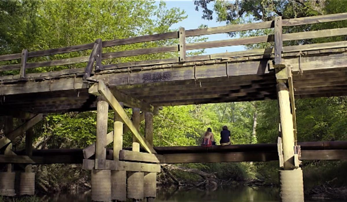 Cercando Alaska, immagine dal trailer della serie Credits Sky