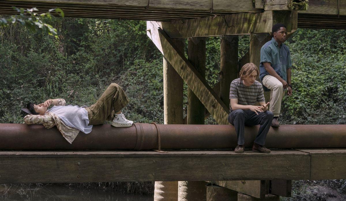 Cercando Alaska serie tv di Hulu Credits Sky