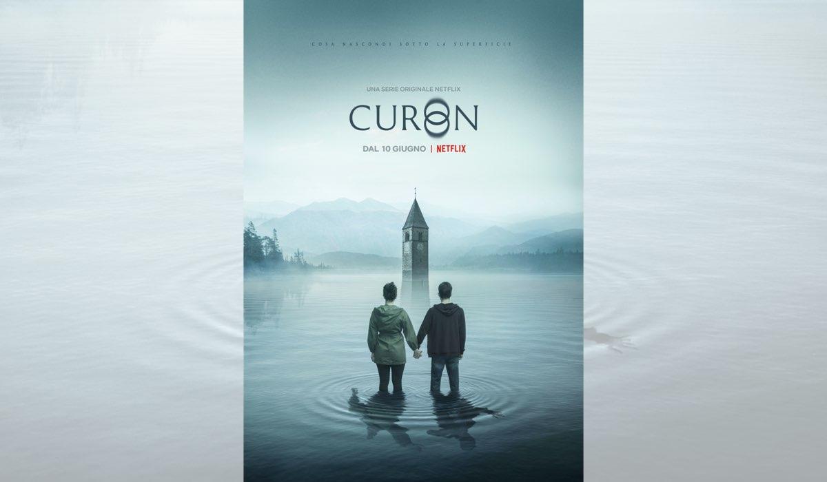 Curon poster della serie tv dal 10 giugno 2020 su Netflix Credits Netflix