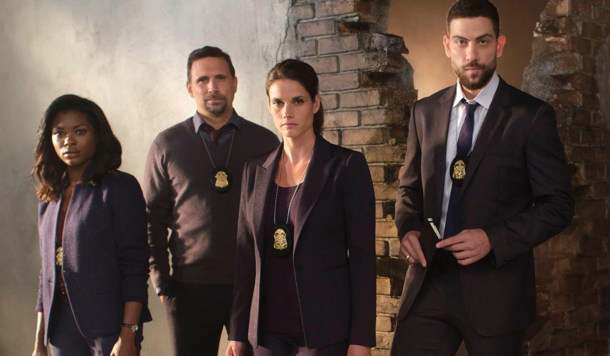 FBI serie tv Credits RAI