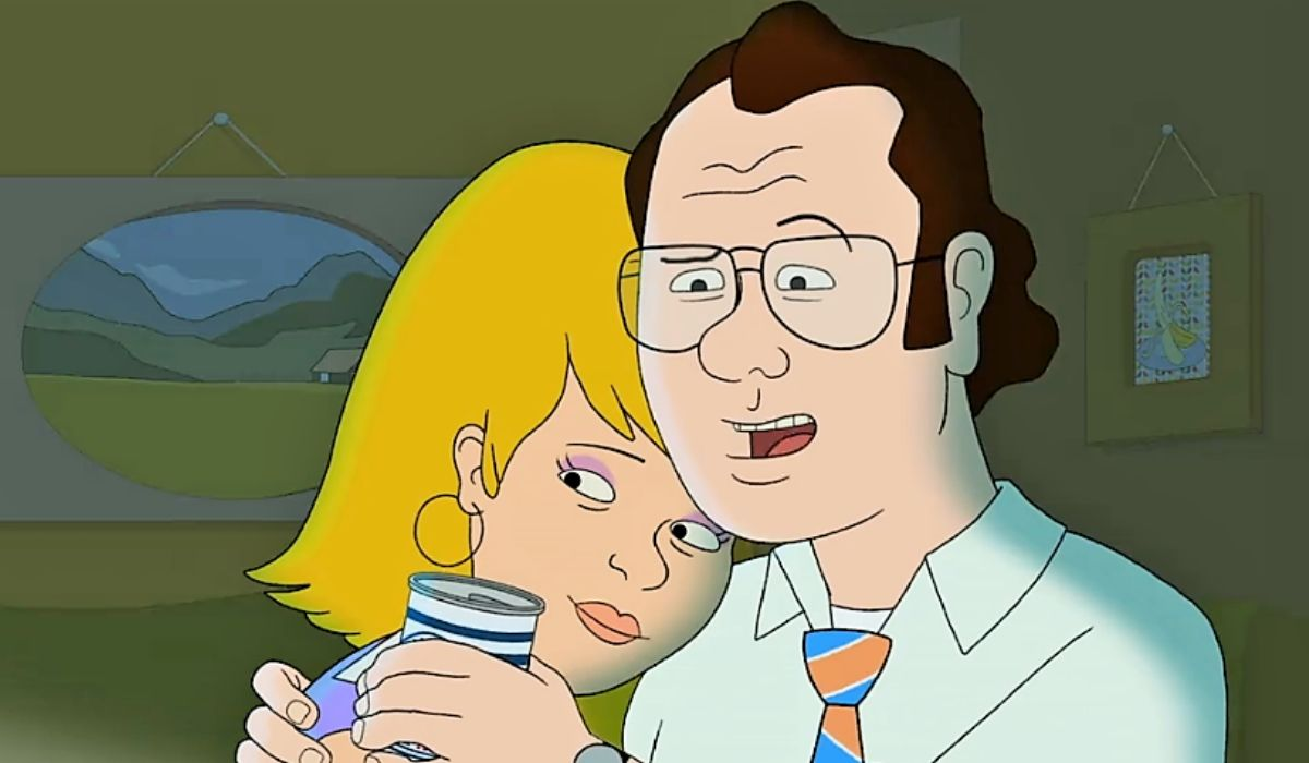 Frank e Sue in F is For Family 4 stagione Credits Netflix