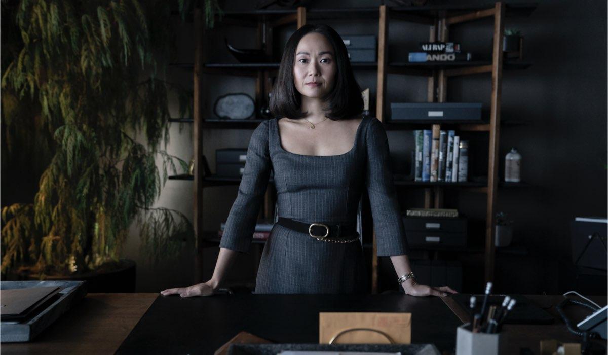 Hong Chau nei panni di Audrey Temple in Homecoming 2. Credits Amazon Prime Video