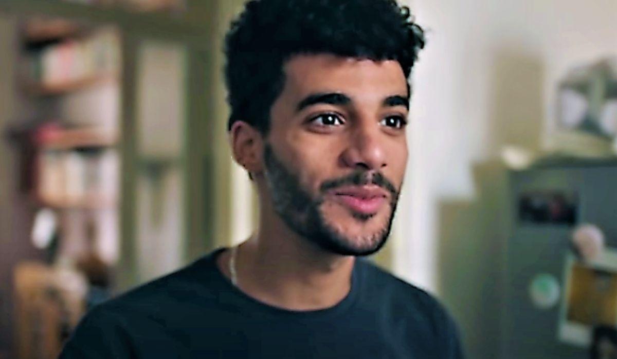 Ibrahim Keshl è Rami Allagui in SKAM Italia 4, immagine dal trailer ufficiale Credits Timvision