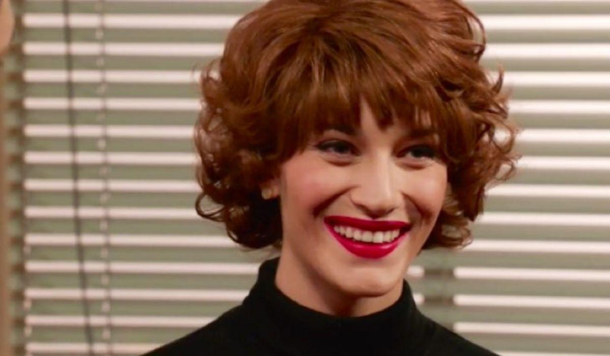 Il Paradiso delle Signore 4 Claudia Vismara è Elsa Tadini nella puntata 24 Credits RAI