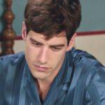 Il Paradiso delle Signore 4 Riccardo Guarnieri interpretato da Enrico Oetiker, qui nella puntata 27 Credits RAI