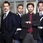 Il cast de Il giovane Montalbano Credits Rai