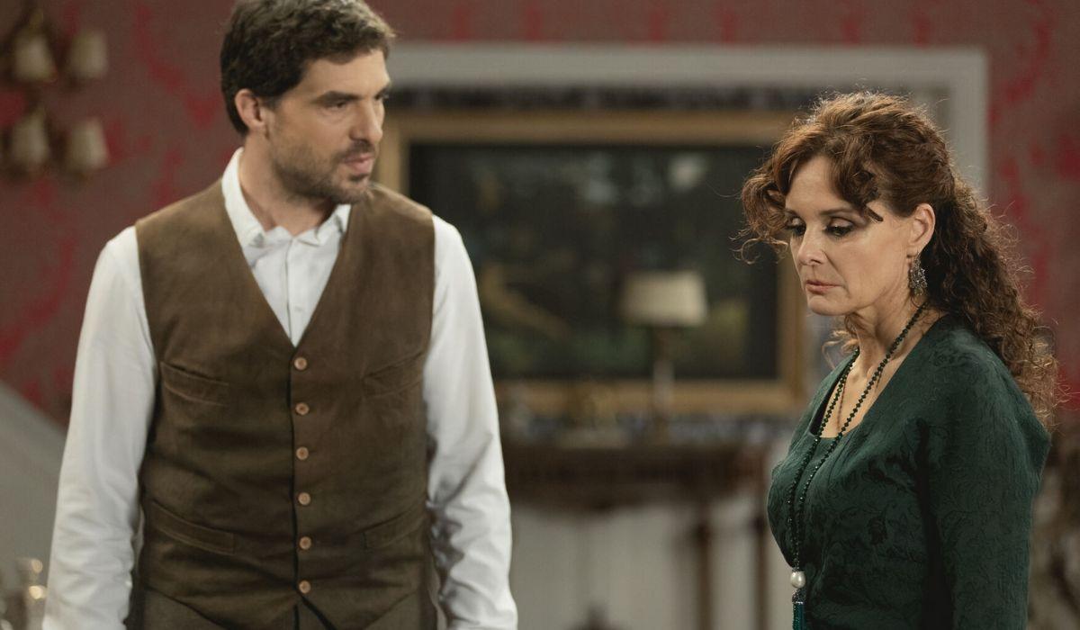 Isabel e Inigo ne Il Segreto Credits ATRESMEDIA CORPORACION DE MEDIOS DE COMUNICACION