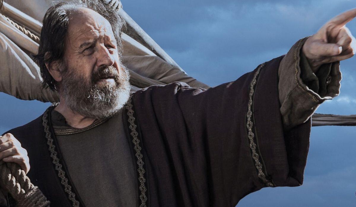 JOSEP MARIA POU è SAHAT ne La cattedrale del mare, Credits Mediaset