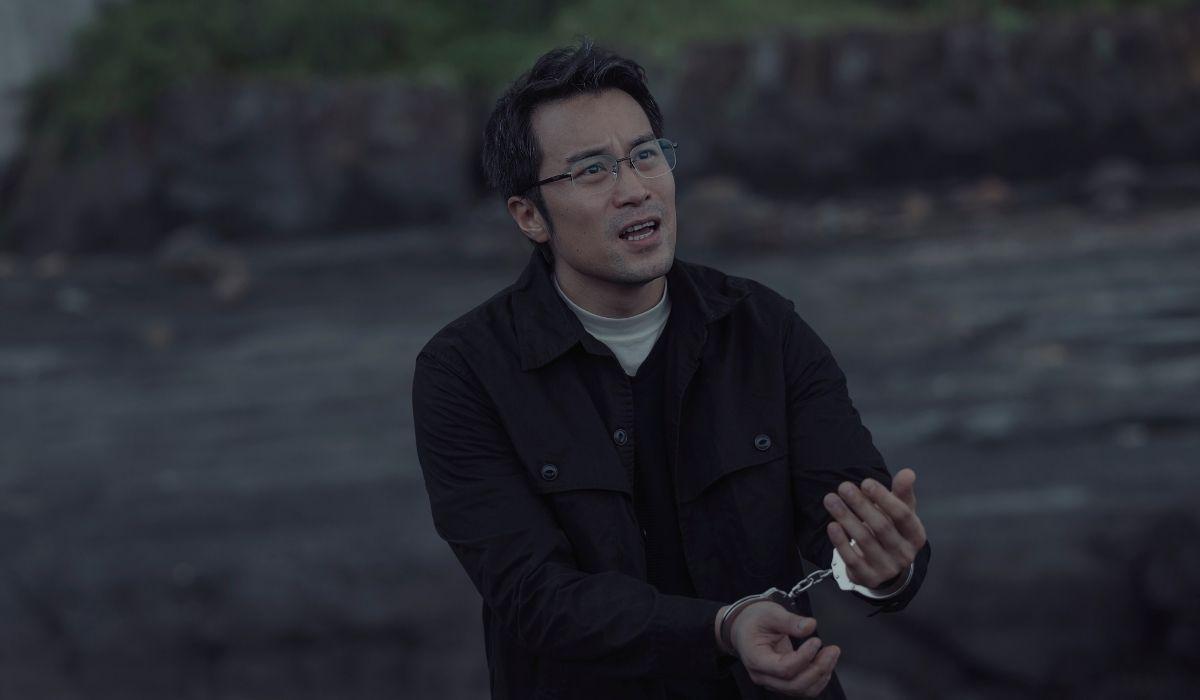 Joseph Chang in The Victims Game Credits Zhutor e Netflix