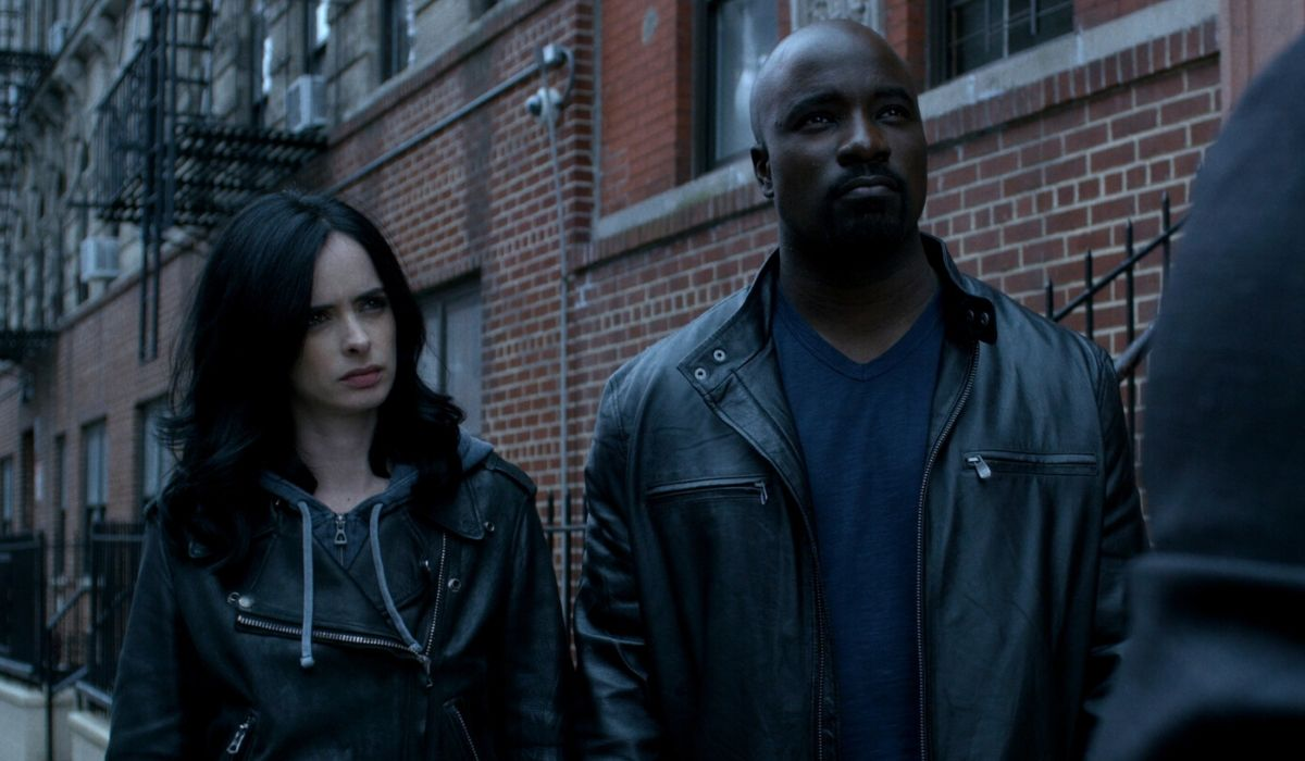 Krysten Ritter in Jessica Jones, Credits RAI