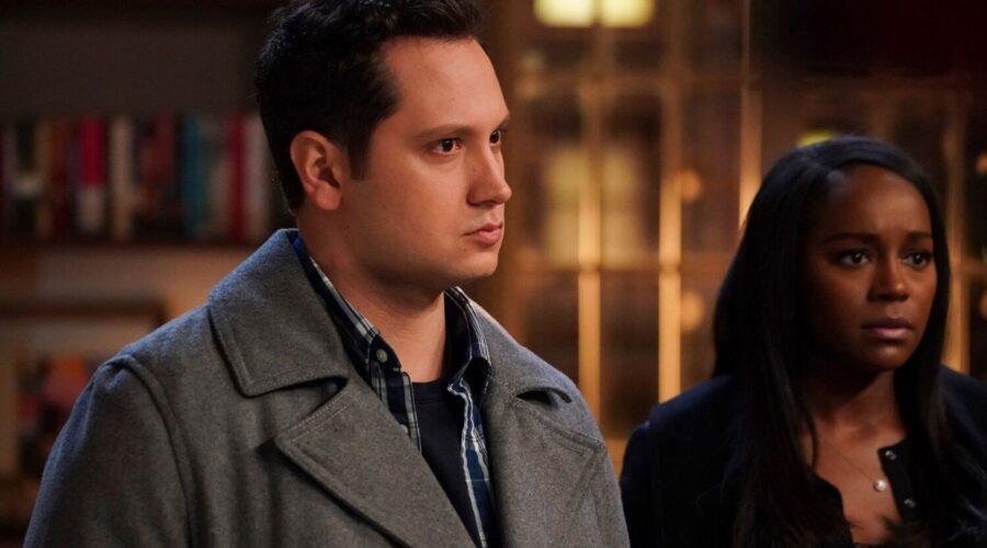 Matt McGorry è Asher ne Le Regole del delitto perfetto Credits FOX Italia