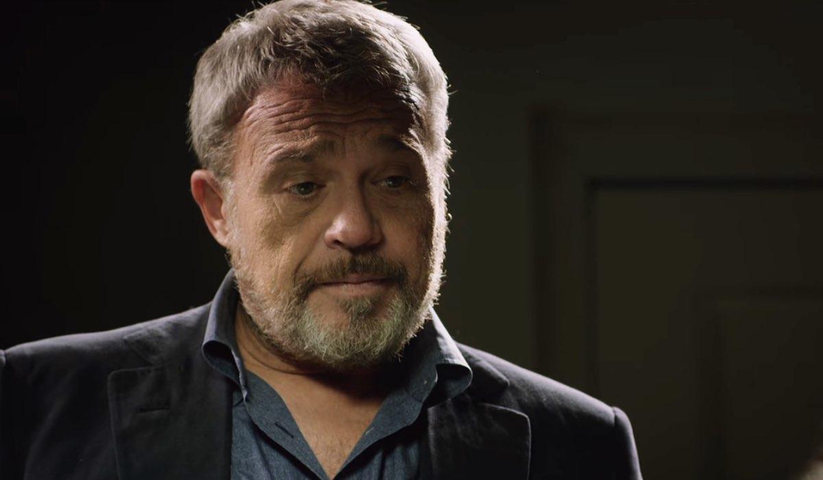 Nero a metà Carlo Guerrieri interpretato da Claudio Amendola nel secondo episodio Credits RAI e Netflix
