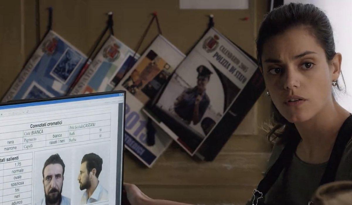 Nero a metà, una scena della prima puntata Credits RAI e Netflix