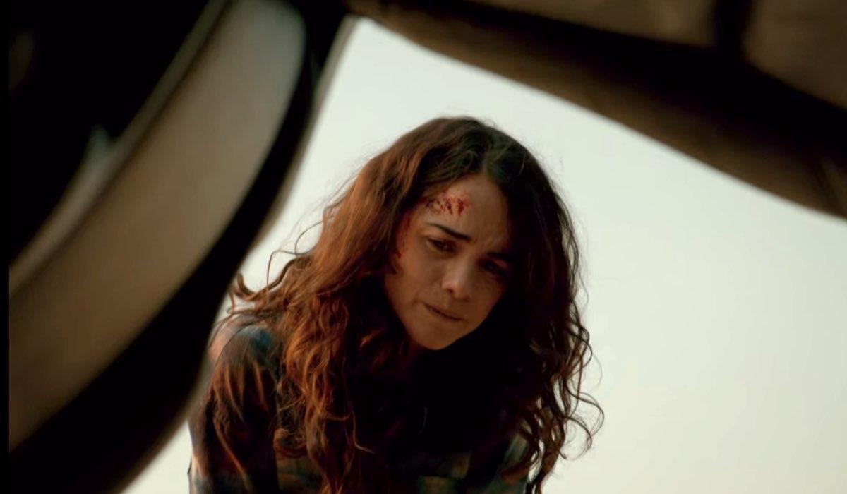 Regina del Sud Alice Braga nei panni di Teresa Mendoza nel pilot Credits Netflix