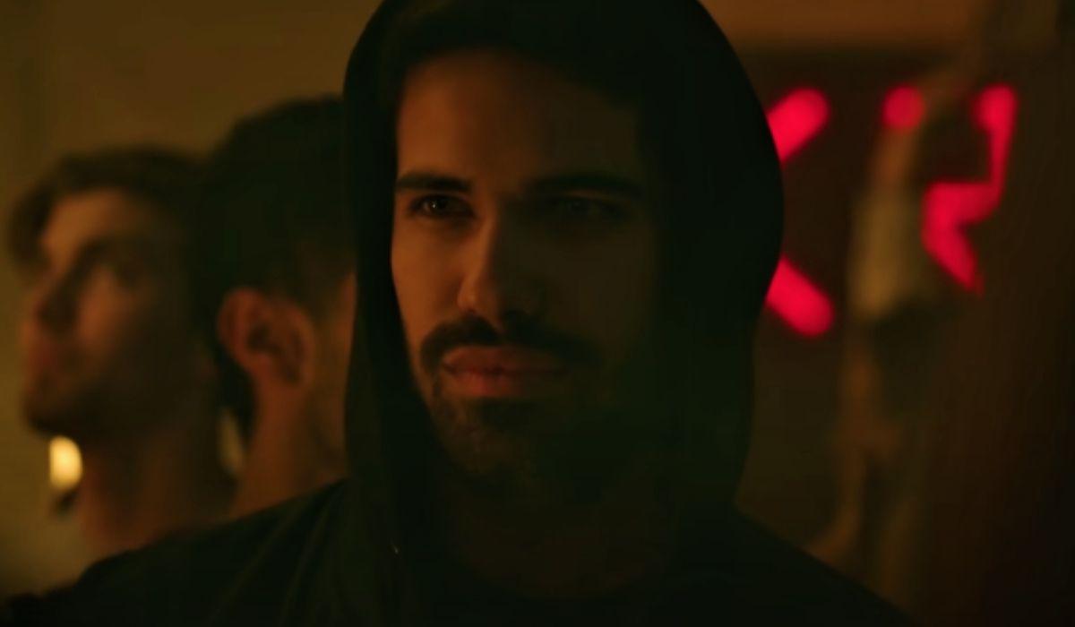 Ryan Daroui è Luai in SKAM Italia 4, qui in un'immagine dal trailer ufficiale Credits Timvision